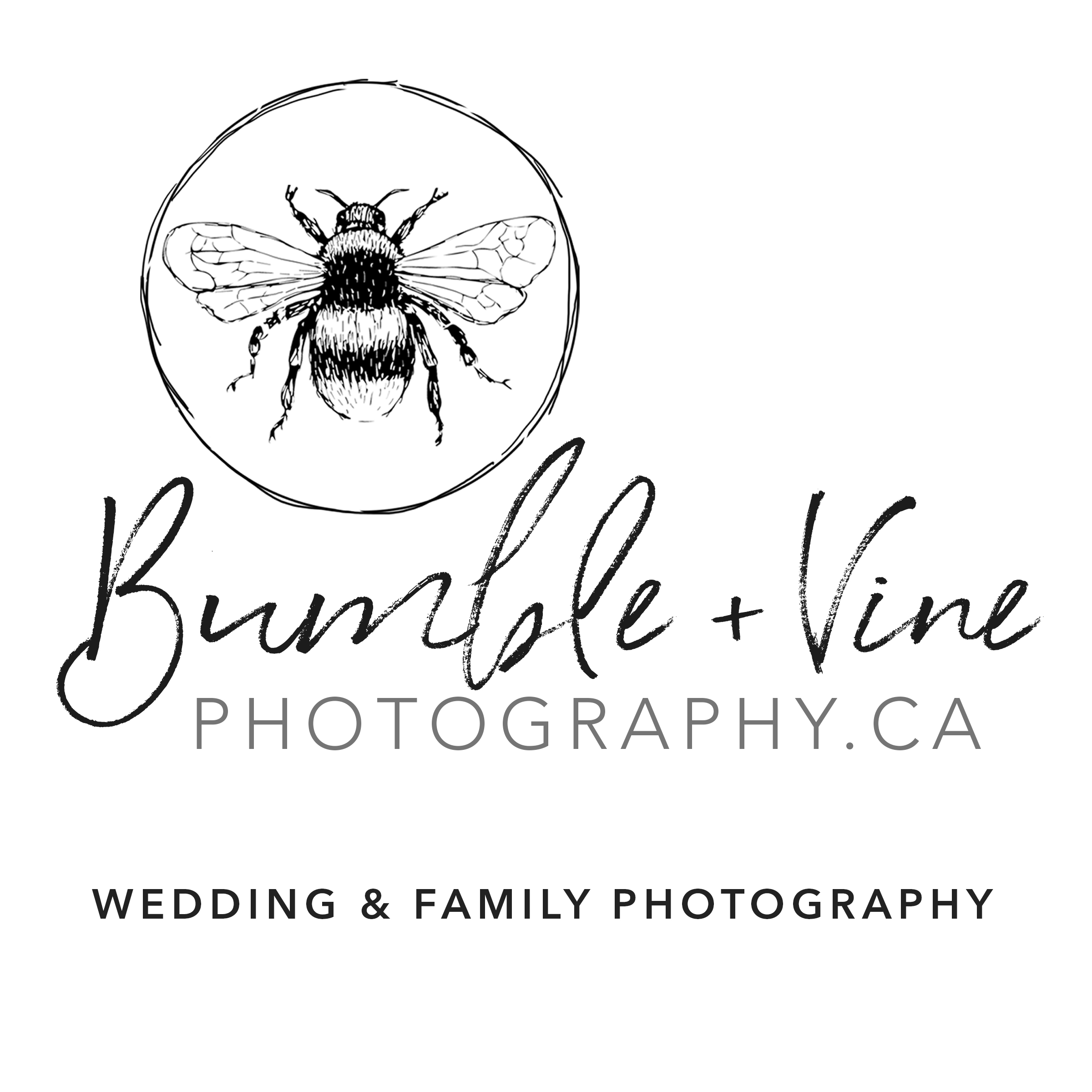 Bumble and Vine Logo